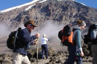 8 Days Mt. Kenya Trek/Aberdares & Naivasha